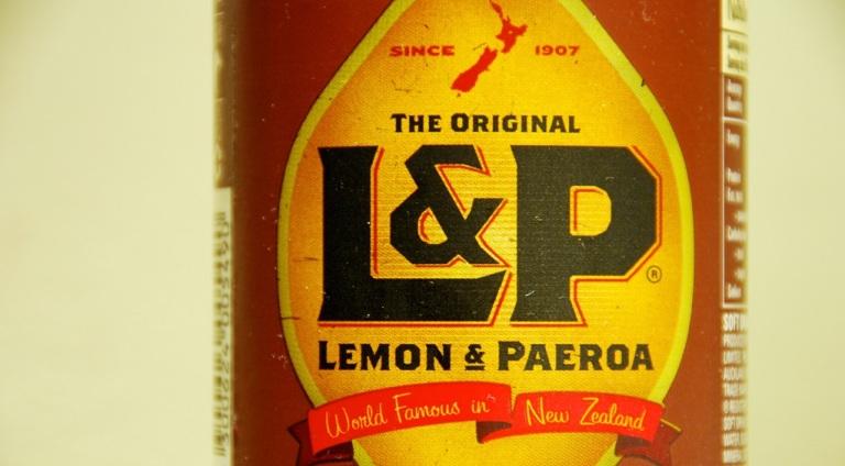 Lemon & Paeroa