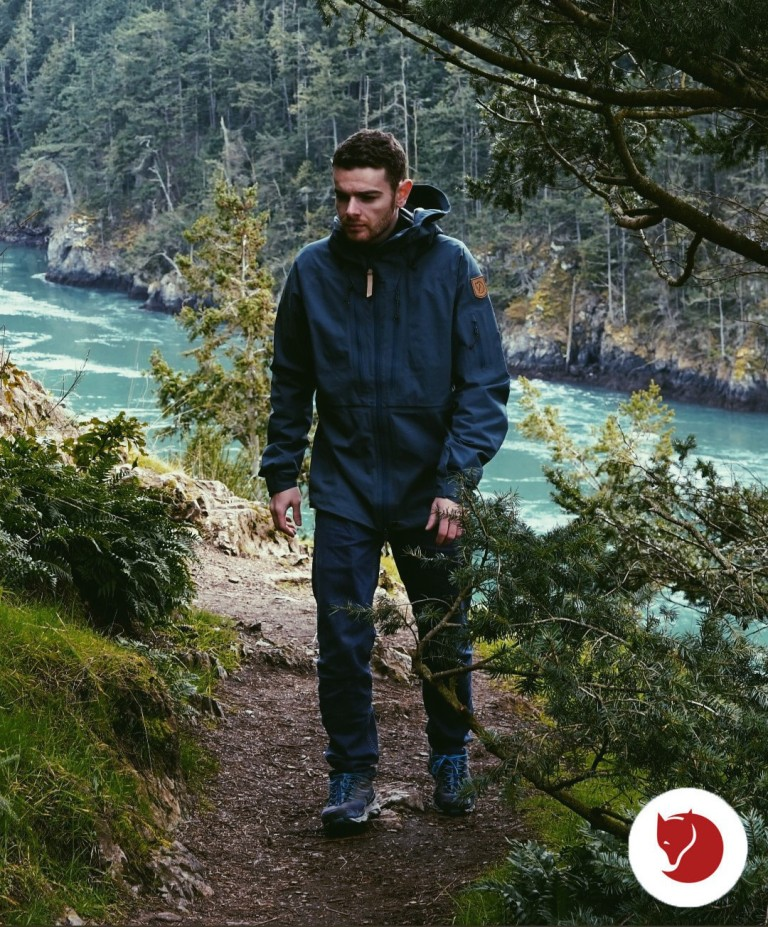 Fjallraven Keb Eco-Shell Jacket 2018