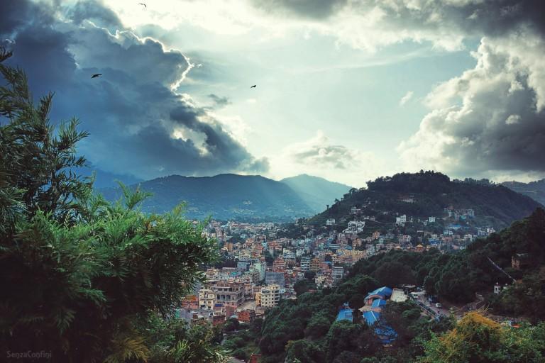 la luce del Nepal
