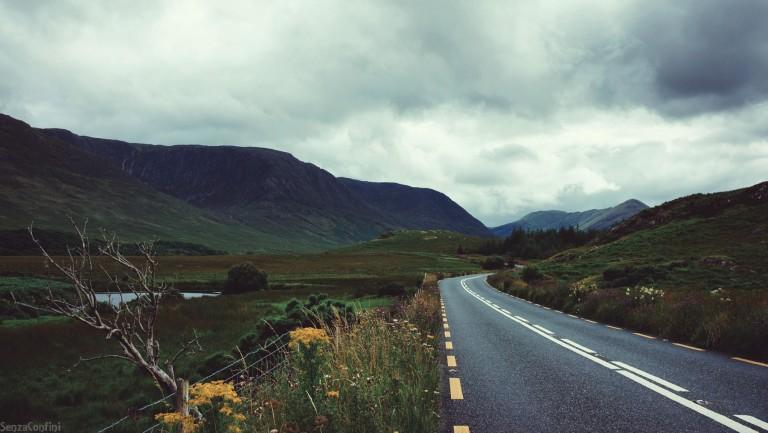 L'asprezza del Connemara