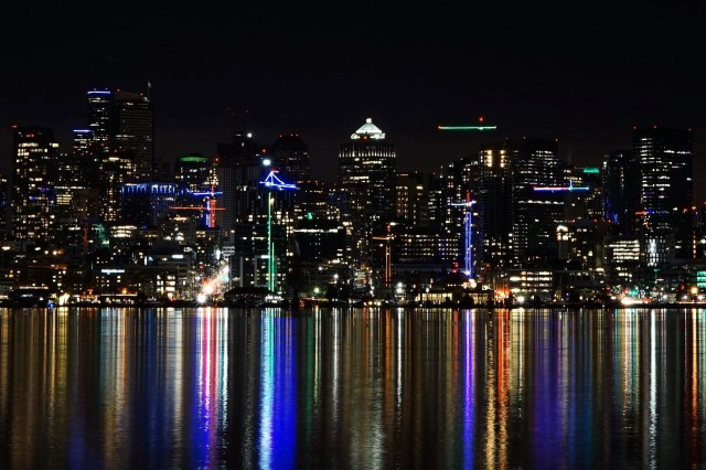 Seattle Notte