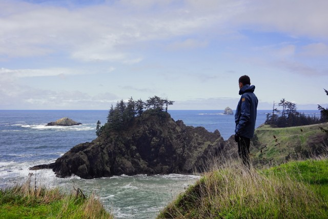 Oregon Coast Light p