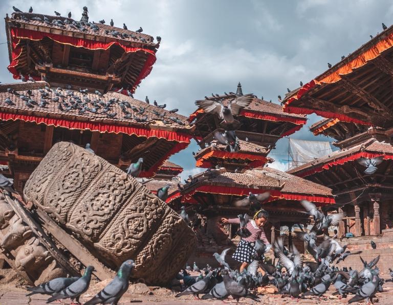 Kamasutra Temple, Kathmandu